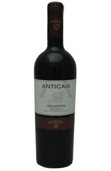 Wino Anticaia Primitivo