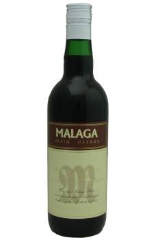 Wino Malaga Burkes