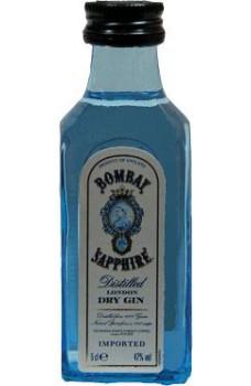 Bombay Sapphire Gin miniaturka