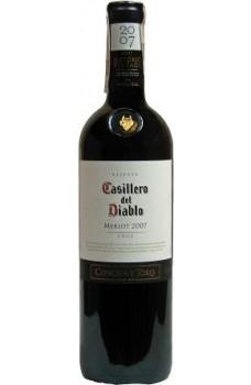 Wino Casillero del Diablo Merlot reserva