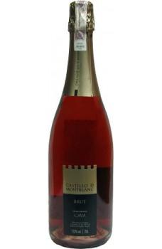 Wino Castillo Montblanc cava rose