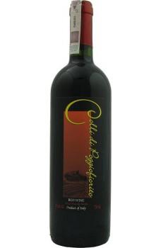 Wino Colli di Poggiofiorito czerwone półwytrawne