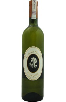 Wino Contessa Camilla białe półwytrawne