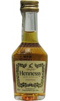 Koniak Hennessy vs miniaturka