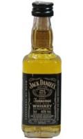 Jack Daniels miniaturka