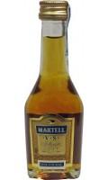 Koniak Martell vs miniaturka