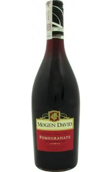 Wino Mogen David Pomegranate