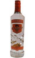 Wódka Smirnoff Orange Twist- pomarańczowy