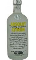 Wódka Absolut Citron