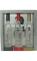 Wódka Chopin trójpak Rye Potato Weat