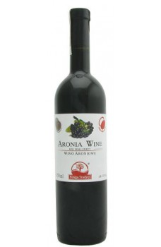 Wino z Aronii
