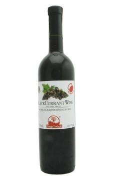 Wino z Czarnej Porzeczki