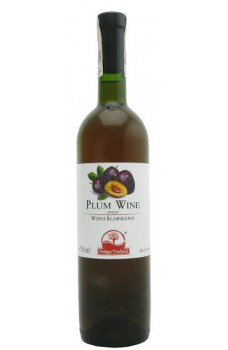 Wino ze Śliwek