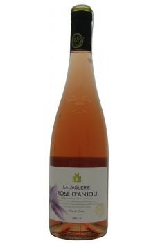 Wino La Jaglerie Rose D'anjou