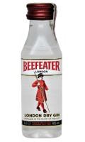 Gin Beefeater miniatura