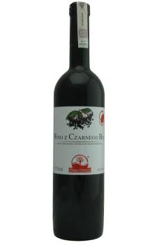 Wino z Czarnego Bzu
