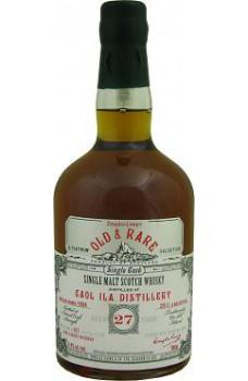 Whisky Caol Ila 27yo Old & Rare