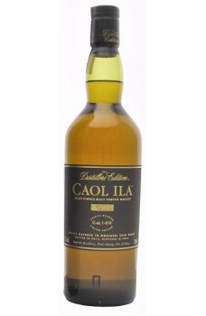Caol Ila Distillers Edition Matured in Moscatel Cask Wood