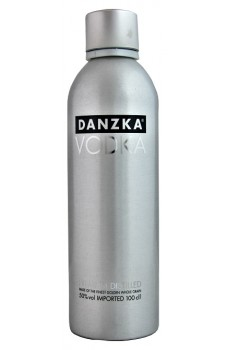 Danzka Black Fifty 1 litr