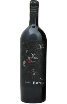 Wino Estrats Cervoles czerwone wytrawne