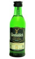 Whisky Glenfiddich 12 yo miniaturka