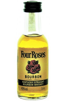 Bourbon Four Roses miniaturka
