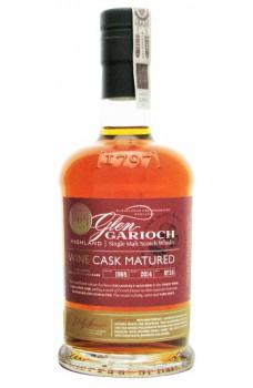 Whisky Glen Garioch 1998 Wine Cask Matured