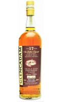 Whisky Glencadam 17yo Triple Cask Port Wood Finish
