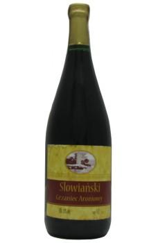 Wino Grzane Aroniowe