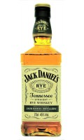 Whiskey Jack Daniels Rye