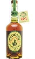 Whiskey Michters Straight Rye