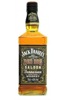 Whiskey Jack Daniels Red Dog Saloon