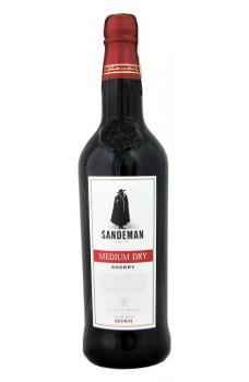 Wino Sandeman Sherry Medium Dry