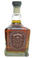 Whiskey Jack Daniels Rye Single Barrel
