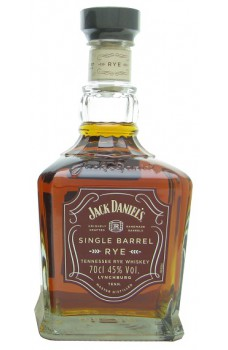 Whiskey Jack Daniels Rye Single Barrel