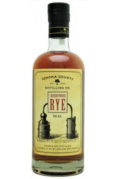 Sonoma County Cherry Wood Rye