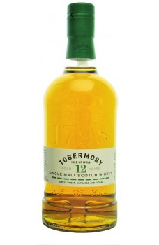 Whisky Tobermory 12yo Matured Bourbon Cask