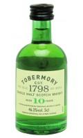 Whisky Tobermory 10yo miniaturka