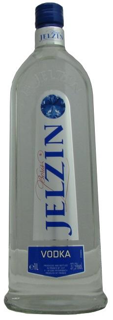 Wodka Jelzin Vodka 1 Litr Dobra Cena Sklep Sztukawina Pl