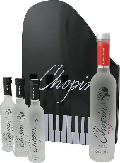 Wódka Chopin Fortepian dobra cena - sklep Sztukawina.pl